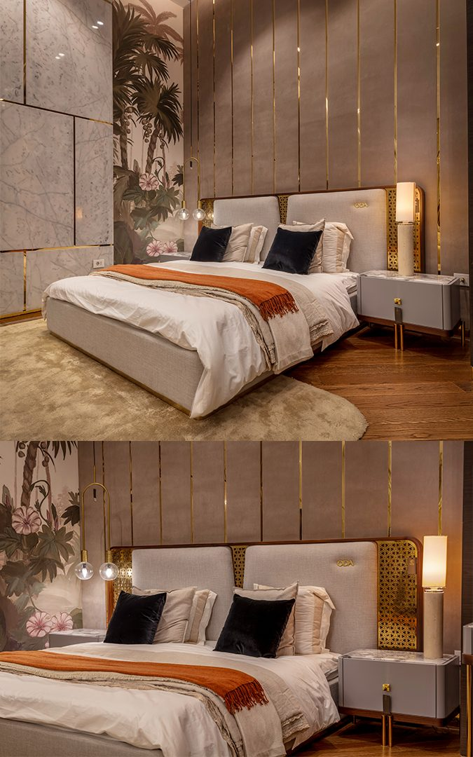 LUCIE bed